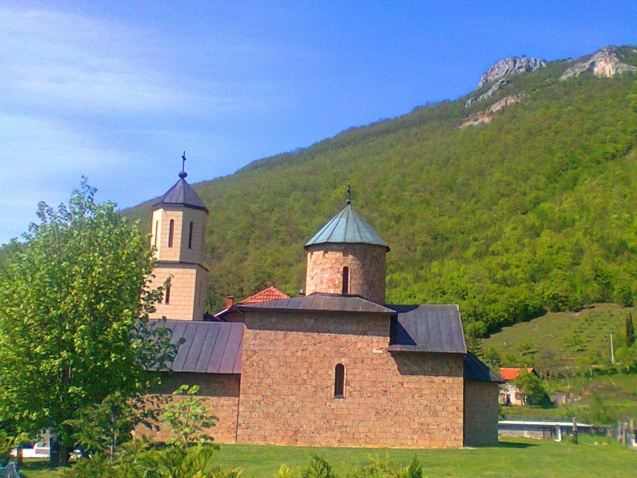 Una Manastir Rmanj