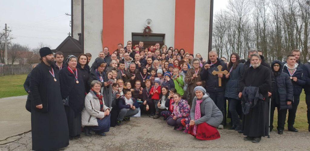 Bogojavljanje, Krst Casni, Novosti plus