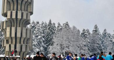 kozara zima