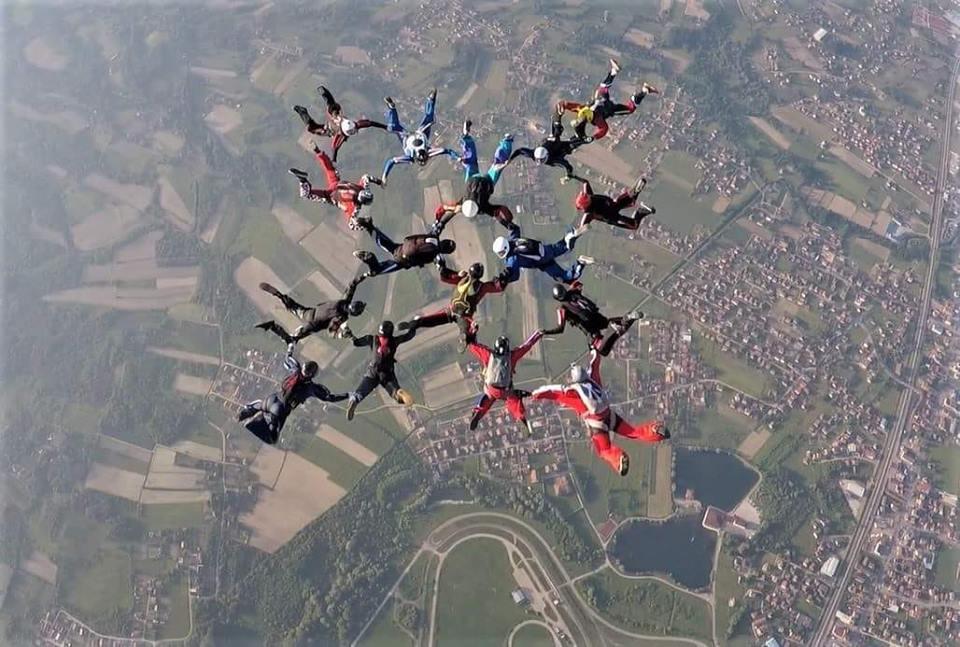 padobranci skydive