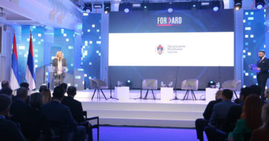 """Počela konferencija """"Forvard"""" na kojoj učestvuje više od 300 stručnjaka"""