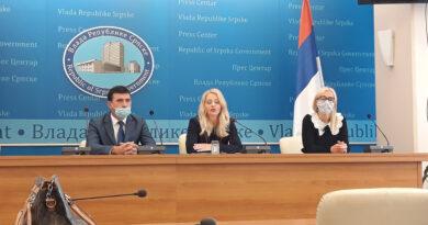 Trivićeva: Resorno ministarstvo učiniće sve da doprinese razvoju ustanova kulture