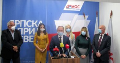 Vučeta: Lokalni referendum o vitalnim i značajnim projektima u Banjaluci