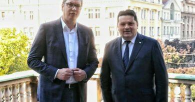Stevandić razgovarao sa Vučićem