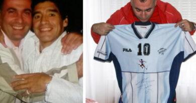 Dres u kojem je Maradona odigrao POSLJEDNJU UTAKMICU u vlasništvu Banjalučanina (FOTO)