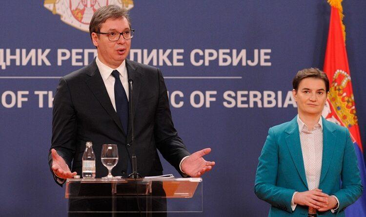 Vučić i Brnabićeva u četvrtak u Banjaluci
