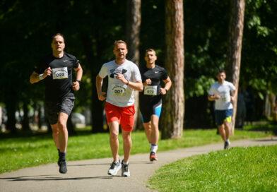 Stanivuković učestvovao na humanitarnoj trci