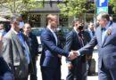 Banjaluka obilježava 9. maj: Položeni vijenci na spomenik palim borcima NOR