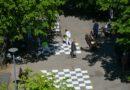 Obnovljena šahovska tabla u centru grada