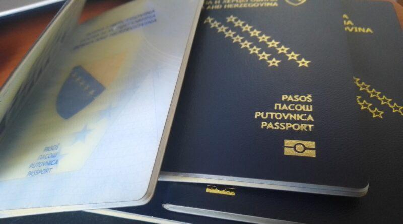 Prije polaska na put pogledati rok važenja dokumenata: Omogućena provjera preko interneta i telefona