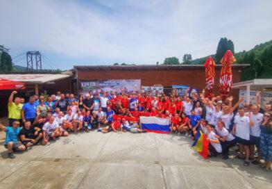 Uspješno završen Svjetski kup u raftingu: Rusi najbolji, banjalučki Dajak klub treći