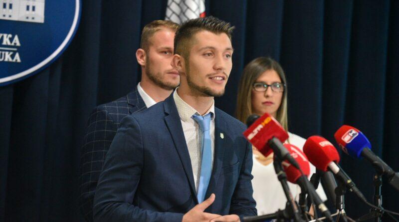 Bojan Kresojević prvi gradski menadžer Banjaluke