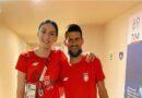Tijana i Nole pred nastup na Olimpijskim igrama
