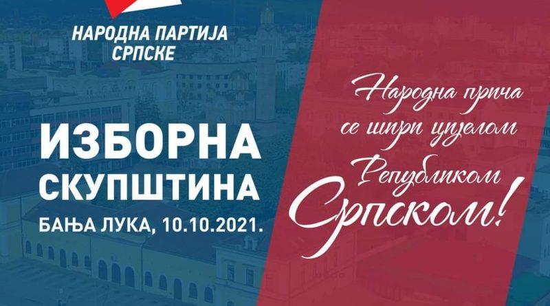 narodna partija srpske skupstina