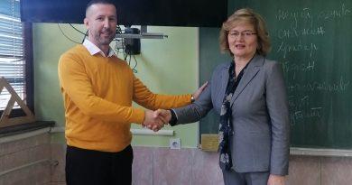 Sberbank a.d. Banja Luka pomaže opremanje Osnovne škole iz Prijedora